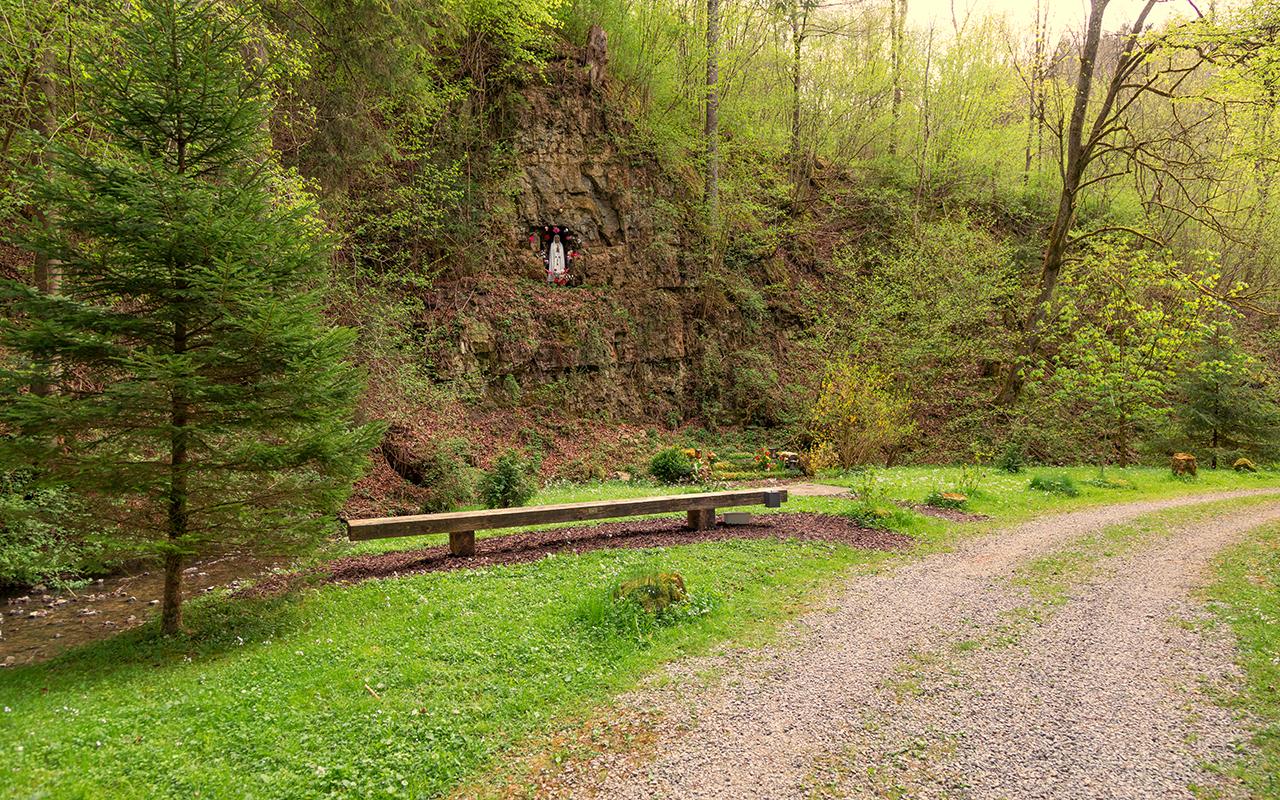 Fatima-Grotte